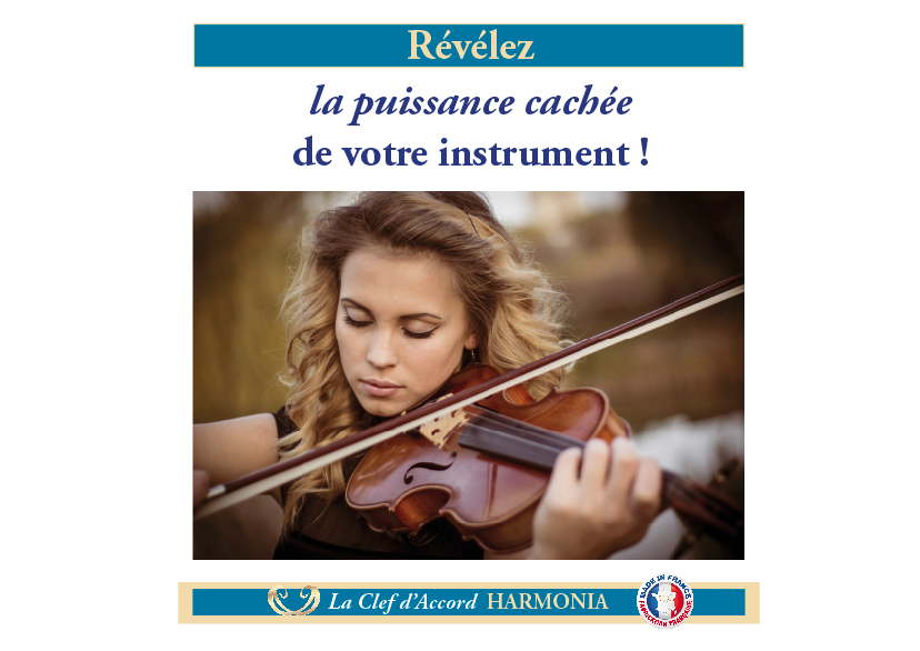 INSTRUMENTAL HARMONIZATION - QUANTICPRODIGE - A space to all